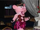 Фото в   Продам костюм ростовой куклы хрюшки танцовщицы в Кемерово 10000
