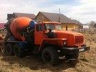 Скачать фото Спецтехника Автобетоносмеситель (миксер) вездеход 69444329 в Кемерово