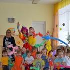 Веселая клоунесса проведет детские праздники