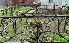 Изготовление ритуальных оград
