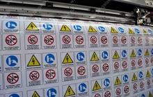 Знаки безопасности от производителя, ГОСТ