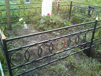 Свежее фото Ритуальные услуги Изготовление ритуальных оград 33040743 в Кемерово