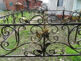 Скачать фото Ритуальные услуги Изготовление ритуальных оград 33040743 в Кемерово