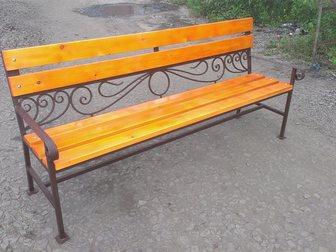 Новое фото Производство мебели на заказ Кованая садово-парковая мебель 33040759 в Кемерово