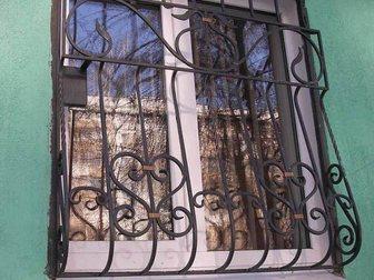 Уникальное фото Дизайн интерьера Решетки на окна металлические, кованые 33040866 в Кемерово