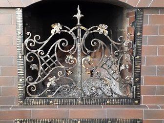 Скачать фотографию Мебель для дачи и сада Решетки на камин и каминные наборы 33040884 в Кемерово