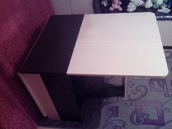 Увидеть фотографию  Продам стол-тумбу раскладной 34722738 в Кемерово