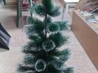 Просмотреть foto  продаются искусственные сосны в снегу 0, 9 метра 37876001 в Керчь
