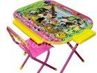 Смотреть фото  Большой выбор наборов детской мебели в виде столиков и стульчиков, готов предоставить Вам Интернет-магазин Index-dom, Вы решили порадовать Вашего ребёнка, тогда 34226571 в Киеве