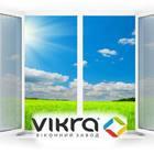 Пластиковые окна Vikra, изготовление, установка