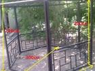 Свежее изображение Строительные материалы Новые беседки разборные в основании шестиугольник 35480901 в Кимовске