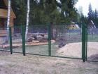 Скачать бесплатно фотографию Строительные материалы Ворота и калитки распашные в Кимовске 39738152 в Кимовске