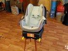 Детское втомобильное кресло-кроватка