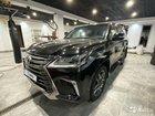 Lexus LX 4.5AT, 2016, 70000км
