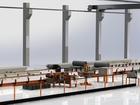 Новое фото Строительные материалы Линия по производству свай квадратного сечения 35351602 в Кинешме