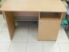 Изображение в Бытовая техника и электроника Другая техника Продаю письменный стол, цвет светло серый, в Кирове 2000