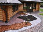 Смотреть foto  Пластиковый бордюр Кантри для садовых дорожек 32693237 в Кирове