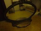 Смотреть фото Столы, кресла, стулья Продаю Зеркало (овальное) из натурального дерева 39840060 в Кирове