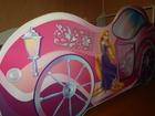Новое фотографию Детская мебель Продам детскую кровать - машинку 67710805 в Кирове