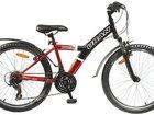 Фотография в Спорт  Велосипеды Продам велосипед Uran X-Treme 24, б/у, ездили в Киржаче 8000