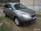 Opel Antara 2.4МТ, 2007, 141000км