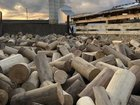 Евро дрова березовые подсушенные