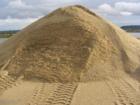 Свежее фотографию  Песок карьерный с доставкой, 38779716 в Коломне