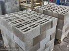 Блоки цементные, брусчатка