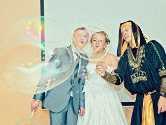 Просмотреть фото Организация праздников Шоу мыльных пузырей на взрослых мероприятиях 33392523 в Коломне