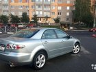 Mazda 6 2.0AT, 2005, седан