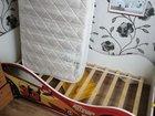 Кровать машинка в отличном состоянии, возможен тор