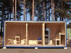Скачать фото Другие строительные услуги Мобильная баня по низкой цене  39756526 в Комсомольске-на-Амуре