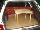 Просмотреть foto  стол складной переносной деревянный подарочный 40216470 в Комсомольске-на-Амуре