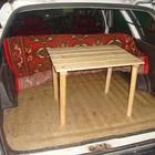 Стол складной переносной деревянный подарочный