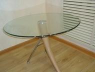 Продам стол Продам стол, сверху стекло, без недостатков