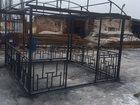 Просмотреть фотографию Строительные материалы Беседка металлическая разборная 33508187 в Комсомольске