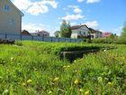 Земельный участок правильной формы для индивидуального жилищ