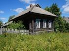 Уникальное foto  Бревенчатый дом в тихой деревне, рядом с рекой и лесом, 300 км от МКАД, можно по материнскому капиталу, 37804140 в Королеве