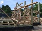 Скачать фотографию  Строительство деревянных и каркасных домов, бань, 69232753 в Королеве