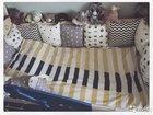 Подушки в кроватку