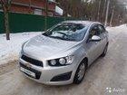 Chevrolet Aveo 1.6AT, 2012, 122500км