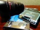 Изображение в   продаю canon ef 24mm-f/1. 4l ii usm+ три в Костроме 110000