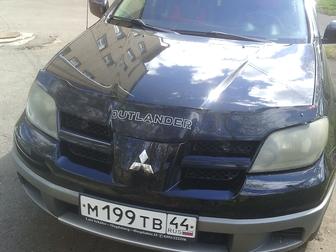 Фото Mitsubishi Outlander Кострома смотреть