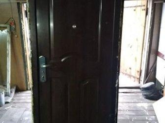 Продам входную дверь б/у в хорошем состоянии, толщина коробки 80 мм, , высота 2 м, ширина 80см, в Коврове