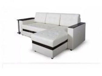 кресло и диван из эко кожи, состояние хорошее в Коврове