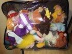 Мягкие игрушки,22 штуки