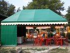 Фото в Строительство и ремонт Другие строительные услуги Мы производим палатки для летнего кафе, в в Краснодаре 0