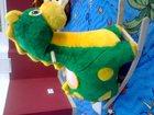 Фотография в Для детей Детские игрушки Качалка - Динозаврик, музыкальный, НОВЫЙ в Краснодаре 1200