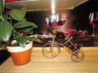 Уникальное фотографию Другие предметы интерьера Кованные сувениры, подарки Велосипед 34458735 в Краснодаре