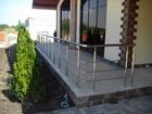 Фотография в   Изготовление и установка лестничных и балконных в Краснодаре 4600